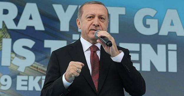 Erdoğan: İdam inşallah parlementodan geçer