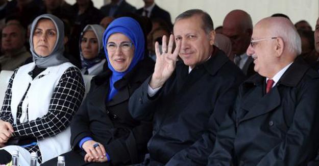 """""""Ayrım yapmadık"""" diyen Erdoğan: Ülkemde bu kadar Ezidi'yi biz besliyoruz"""