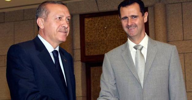 Esad'dan 'Türkiye ile görüşme' iması
