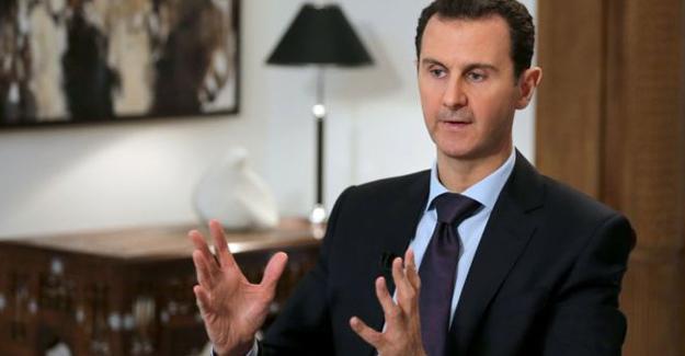 Esad: Kürtleri IŞİD'e karşı savaşlarında destekledik, silah yolladık