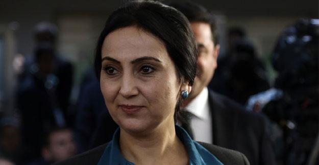 HDP Eş Genel Başkanı Figen Yüksekdağ hakkında 'zorla getirme' kararı