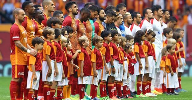 Galatasaray'dan ikinci yarıda geri dönüş