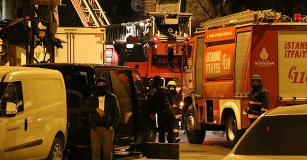 Okmeydanı'nda polis baskınları