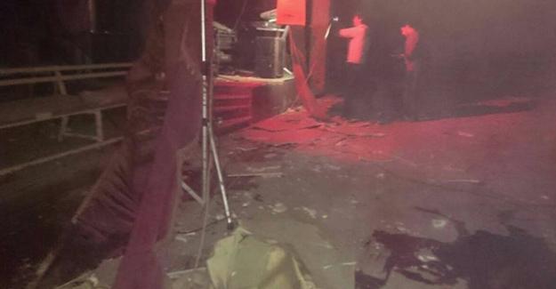 Haseke'de düğüne intihar saldırısı