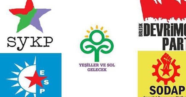 HDP bileşenleri: Eş Başkanların gözaltına alınması demokrasi güçlerine saldırıdır