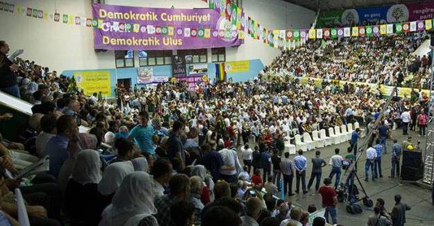 HDP'de ilk kez tüm kurmaylar toplanacak