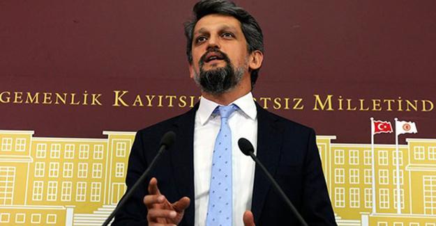 HDP'li Paylan, 'Ermeni p.çleri' sloganı hakkında suç duyurusunda bulundu