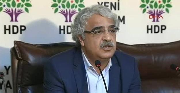 HDP'li Sancar: AKP darbeyle mücadele etmiyor, darbeyi sürdürüyor