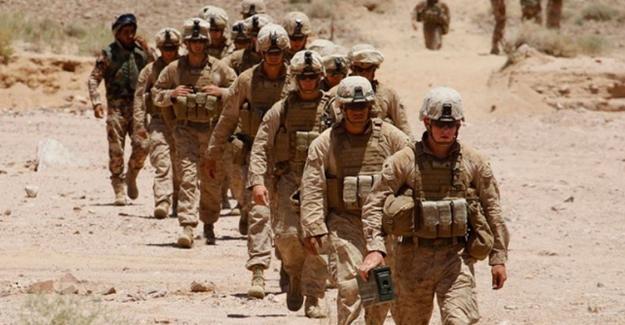 Irak'ta bir Amerikan askeri hayatını kaybetti