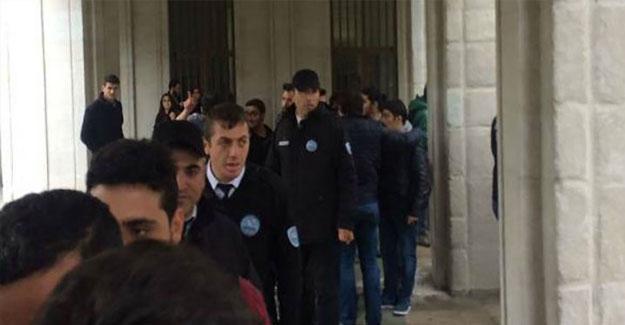 İstanbul Üniversitesi öğrencilerine polis saldırdı, gözaltılar var