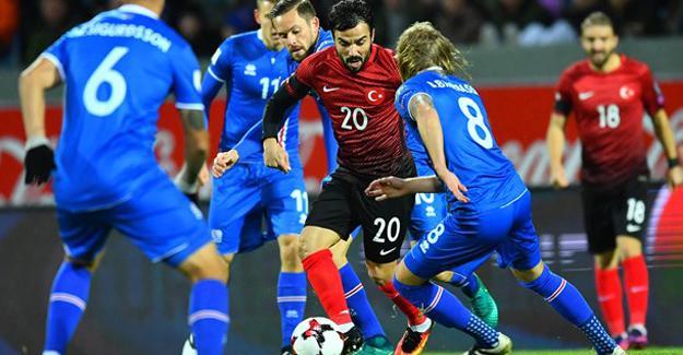 İzlanda-Türkiye: 2-0