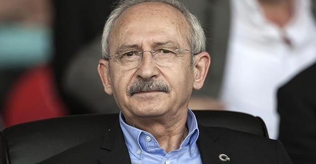 Kılıçdaroğlu hakkında 2 yıl 8 aya kadar hapis istemi