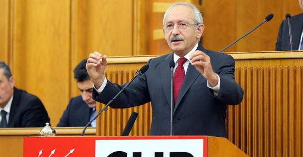 Kılıçdaroğlu: OHAL'le sistemi değiştirmek istiyorlar