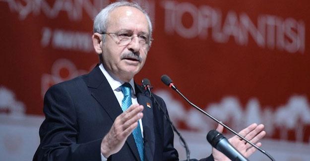 Kılıçdaroğlu: Seçimle gelenin seçimle gitmesi demokasi kuralıdır diye verebiliriz
