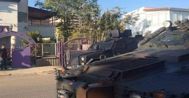 KJA'lı kadınlara polis saldırısı