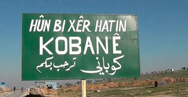 Kobani 'Dünya Barış'ı için Belediyeler Birliği'nde