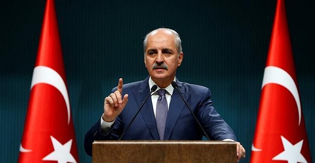 Kurtulmuş: Türk askeri işgalci değil