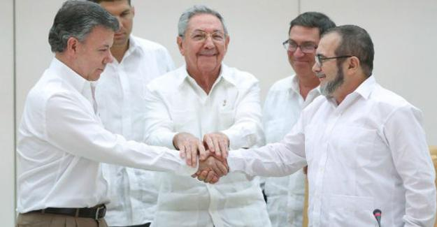 Metin Yeğin: Kolombiya'da, referandumda hayır çıkması olumlu oldu