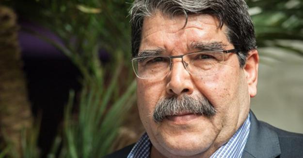 Müslim: Suriye'de sadece Kürtler çözüm istiyor
