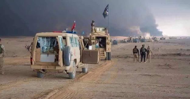 Musul operasyonu: Irak ordusu, Hamdaniye Kasabası'nı geri aldı