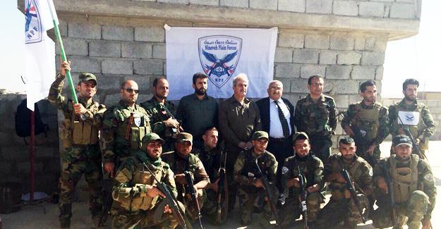 Musul'un kurtarılması operasyonunda Süryaniler de yer alıyor