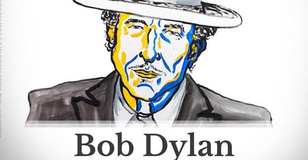 Nobel Ebediyat Ödülü Bob Dylan'ın