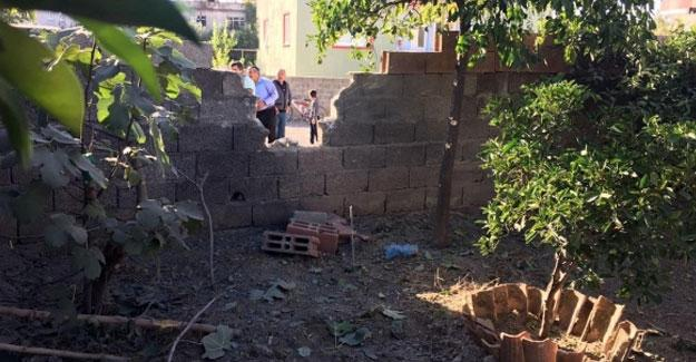 Osmaniye'ye havan mermisi atıldı: Yaralılar var