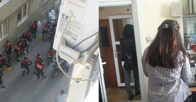 Özgür Radyo'ya polis baskını: Radyo çalışanları ve gazeteciler gözaltına alındı