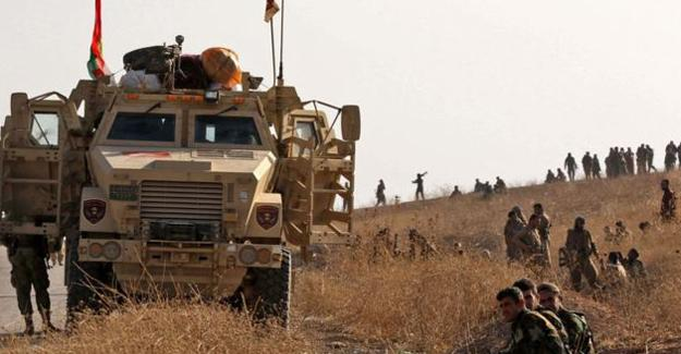 Peşmerge: IŞİD'den Başika'yı geri aldık