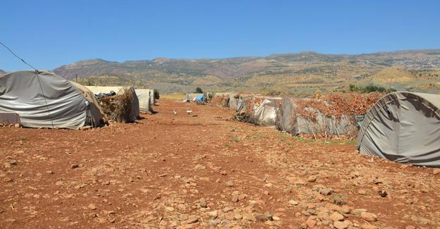 Rojava Derneği'nden çadırlarda kalanlar için dayanışma çağrısı