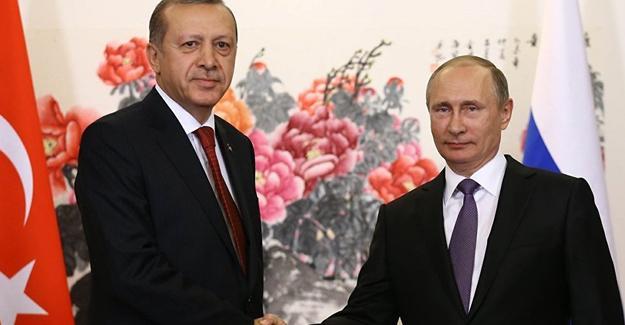 Rusya Devlet Başkanı, bugün Türkiye'ye geliyor