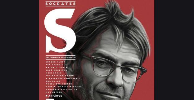 'Socrates', Almanca baskısıyla Avrupa'ya açılıyor