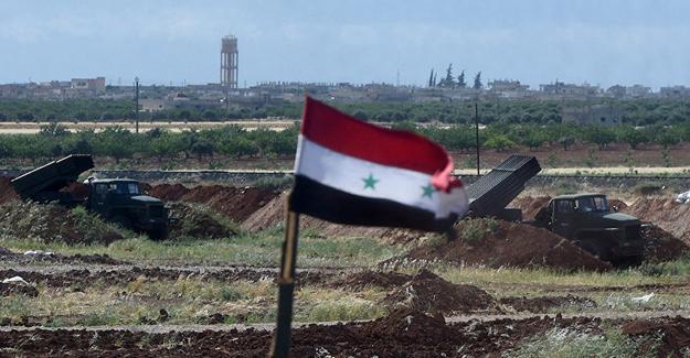 'Suriye dağılırsa, Kürdistan kurulur'