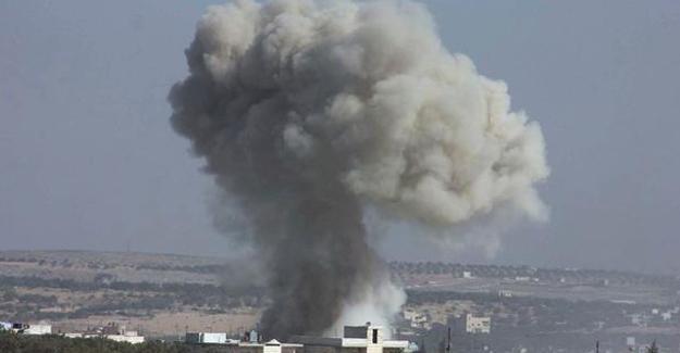Suriye'de okul vuruldu: 22 çocuk öldü