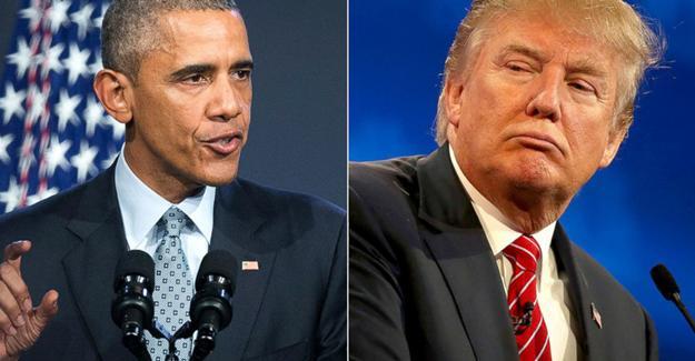 """Trump'ın """"ABD seçimlerinde hile yapılacak"""" sözlerine Obama'dan yanıt"""