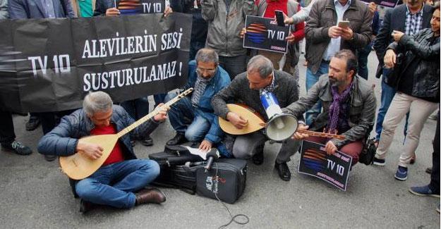 TV10 çalışanları 'sivil itaatsizlik' eylemi başlatıyor