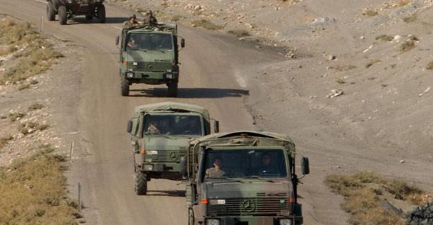 Mardin ve Van'da askeri araçların geçişi sırasında patlama