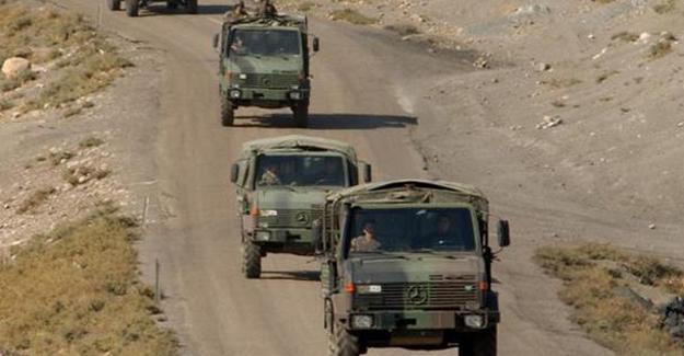 Bingöl'de askeri aracın geçişi sırasında patlama