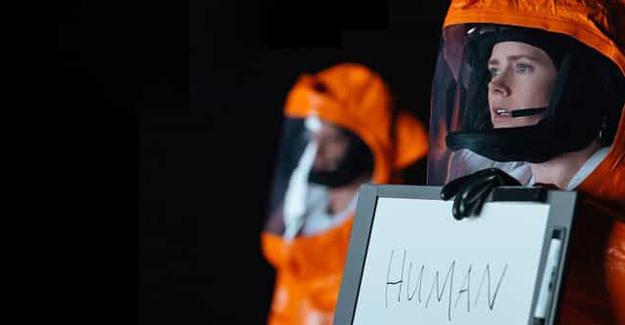 Yılın bilim kurgu filmi Arrival'dan yeni fragman