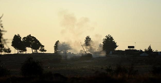 YPG: TSK'nın Kuzey Halep'teki hava saldırılarında sadece 10 militan öldü