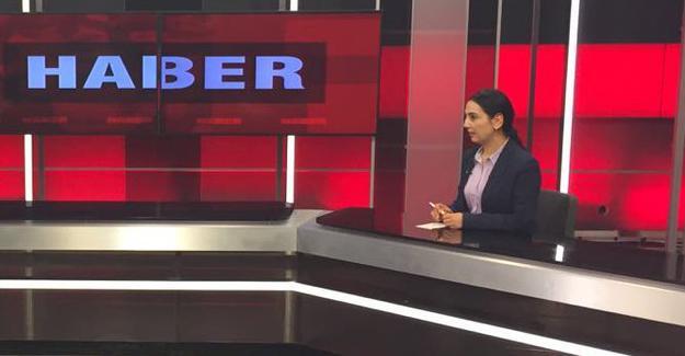 Yüksekdağ: Basın özgürlüğü siyasi operasyonun parçası haline getiriliyor