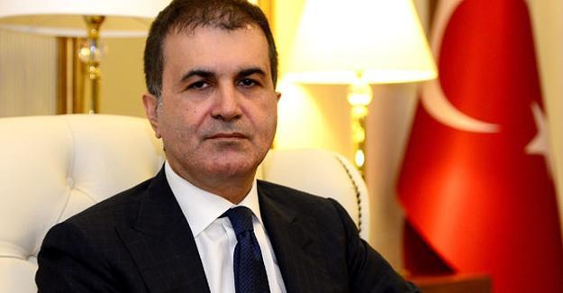 AB Bakanı Çelik: AP'nin kararını yok hükmünde sayıyoruz