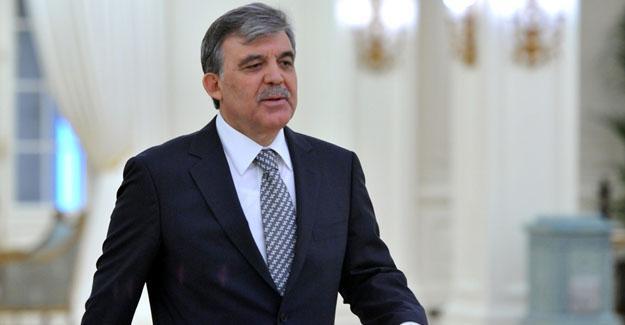 """Abdullah Gül'den """"yeni parti"""" açıklaması"""