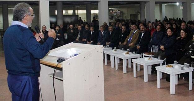 Ağrı Belediyesi Eş Başkanı Sırrı Sakık'tan AKP'ye: Kayyımı sen Gökçek'e ata