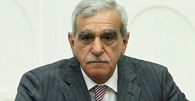 Ahmet Türk: Hakkımda verilen karar kesinlikle siyasidir