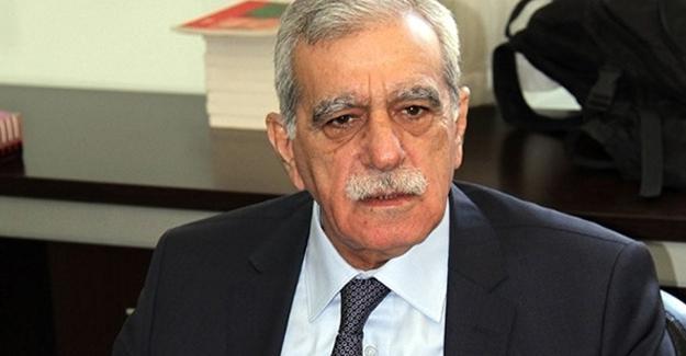Ahmet Türk tek kişilik hücreden çıkarıldı