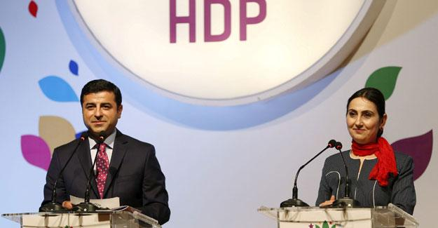 Alman parlamenterlerden HDP için dayanışma projesi