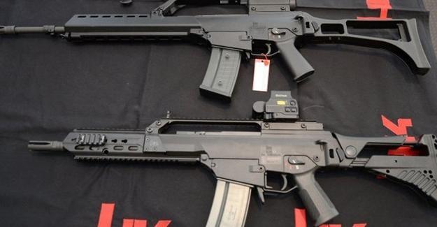 Almanya'dan Türkiye'ye silah ambargosu