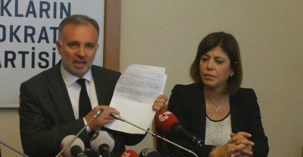 Ayhan Bilgen: Demirtaş'ın mektubundan korkuyorlar