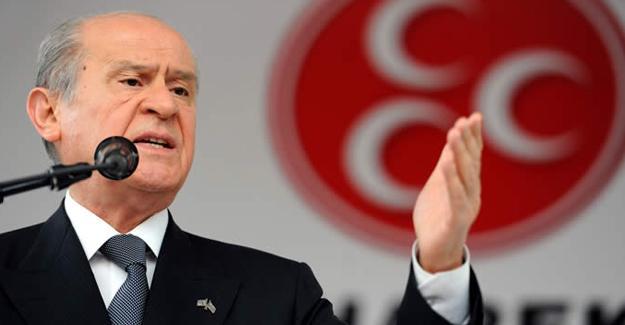 Bahçeli'den HDP açıklaması: Bundan hiç kimse rahatsız olmamalı